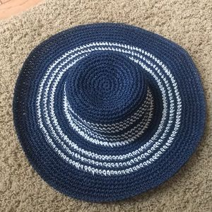 J.Crew beach hat - brand new with tags!